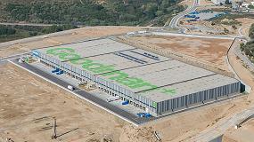 Foto de Inbisa finaliza la ejecución de la nueva nave logística de Goodman para Decathlon en Barcelona