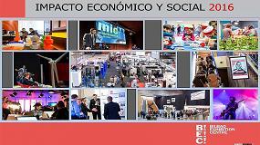 Foto de Bilbao Exhibition Centre generó un impacto económico de 92 M€ en 2016