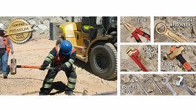 Foto de RS Componentes comercializa las herramientas anti-chispa de Ega Master