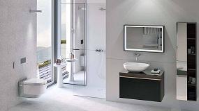 Picture of Geberit aporta funcionalidad y diseño con el nuevo inodoro bidé Geberit AquaClean Mera