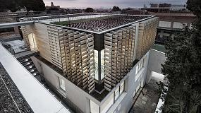 Foto de Los cerramientos de Technal en el nuevo edificio del colegio Oak House School ubicado en Barcelona