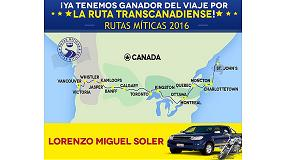 Picture of WD-40 anuncia el ganador del concurso 'Rutas Míticas 2016: Ruta Transcanadiense'