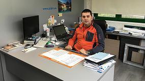 Picture of Javier Fernández Trevín, de Pipín Aluminio y PVC