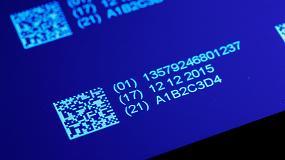 Picture of Videojet presenta la nueva tinta fluorescente UV para su impresora de inyección de tinta térmica (TIJ) 8610