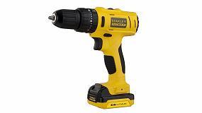 Picture of Stanley presenta la nueva gama de herramientas sin cable Fatmax