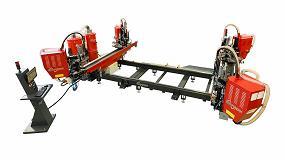 Foto de SL4-FF EVO, tecnología para carpintería de PVC