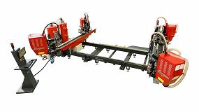 Fotografia de SL4-FF EVO, tecnología para carpintería de PVC