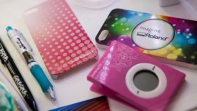 Foto de Graphispag organiza en Expohogar un taller de personalización de objetos y artículos de regalo