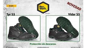 Foto de B-Safe, calzado de seguridad de Tomás Bodero
