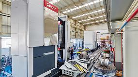 Picture of Bost incorpora el trabajo autónomo en sus células de fabricación flexible