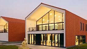 Picture of Hispalyt organiza la jornada técnica 'Nueva arquitectura con cubiertas ventiladas de teja'