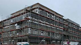 Foto de Ahorro energético en un edificio a través del uso del Sistema de Aislamiento Térmico por el Exterior (SATE)