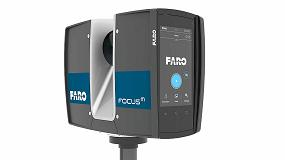 Foto de El nuevo escáner láser Faro FocusM 70 establece nuevos estándares en la construcción y en la seguridad pública