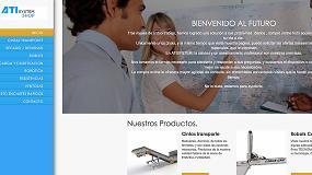 Foto de Ati System presenta una nueva tienda online para la industria del plástico