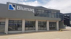 Foto de Blumaq abre su primera filial en Sudáfrica