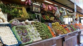 Foto de El 10% de consumidores españoles compra alimentos frescos por internet