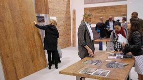 Foto de Suelos, materiales, carpintería y soluciones para la reforma protagonizan Promat 2017