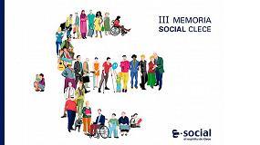 Foto de Clece Social lanza su III Memoria