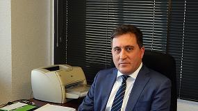 Foto de Manuel Alonso, director general de SDF Ibérica