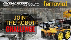Picture of Los mejores robots autónomos para construcción competirán en Global Robot Expo