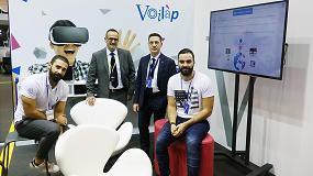 Foto de Voilàp desarrolla la aplicación web View
