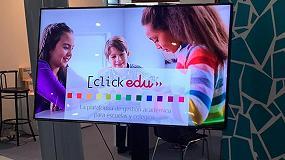 Foto de Vuelven 'Los jueves con Clickedu' sobre gestión y tecnología para colegios