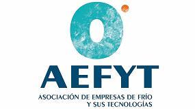 Foto de Aefyt presenta la II Edición del Taller de Refrigeración en el Salón Climatización & Refrigeración 2017