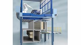 Picture of Nuevo sistema de separación del exceso de pulverización de pintura en seco