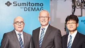 Picture of Nueva gerencia de Sumitomo (SHI) Demag
