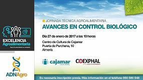 Picture of Los avances en control biológico, protagonistas de una nueva jornada técnica