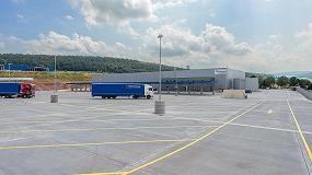 Foto de El Grupo Palletways invierte 10 millones de euros en su nuevo hub de Alemania