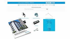 Foto de El catálogo digital de herrajes de exlabesa atesora más de 5.000 referencias