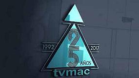 Foto de TVMAC conmemora su 25 aniversario con nuevo logo corporativo