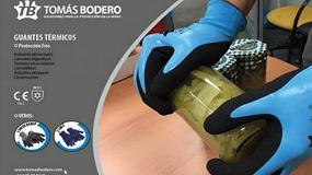 Picture of 760COLDGRIP, la mejor solución de Tomás Bodero en protección contra el frío