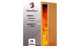 Picture of Imadeco presenta sus novedades en puertas técnicas y madera