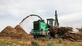 Foto de Expobiomasa 2017 ofrecerá a los profesionales del sector forestal la mayor muestra de astilladoras y trituradoras del mercado