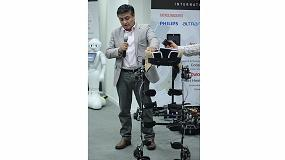 Foto de Los exoesqueletos más potentes y flexibles del mundo llegan a Global Robot Expo