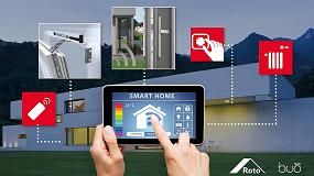 Foto de Door Eneo CC y E-TEC Drive, soluciones para el hogar inteligente