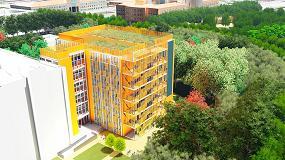 Foto de Tres proyectos realizados con certificados Verde, finalistas de la VI Edición de los Premios de Construcción Sostenible de Castilla y León