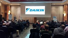 Foto de Daikin reúne en Galicia a más de 150 profesionales del sector