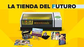 Foto de Roland DG presenta la tienda del futuro en Retail Fórum
