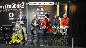 Foto de Aceites de Oliva de España promociona la campaña '¿Peeerdona?' para eliminar las aceiteras en el sector hostelero