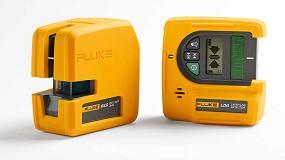 Foto de Los nuevo niveles láser de Fluke ofrecen sencillez y precisión para realizar tareas de instalación y diseño con rapidez