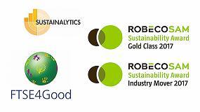 Foto de Henkel, reconocida en 4 índices y rankings internacionales de sostenibilidad