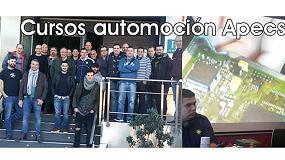 Foto de Apecs participa en el 2º curso del plan anual de automoción avanzado