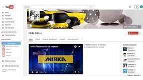 Foto de Mirka Ibérica tiene nuevo Canal de YouTube