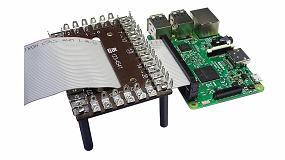 Foto de RS Components distribuye una nueva placa de lengüetas compatible con Raspberry Pi