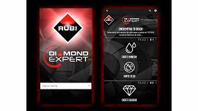 Foto de La nueva app Rubi Diamond Expert permite encontrar el modelo disco de diamante más adecuado para cada aplicación