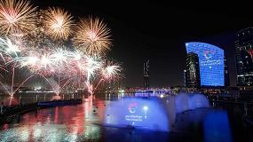 Foto de Himoinsa suministra energía para un espectáculo único en el Dubai Festival City