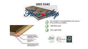 Foto de Nuevo Sistema Floor Step Solid Floors de Mas Madera
